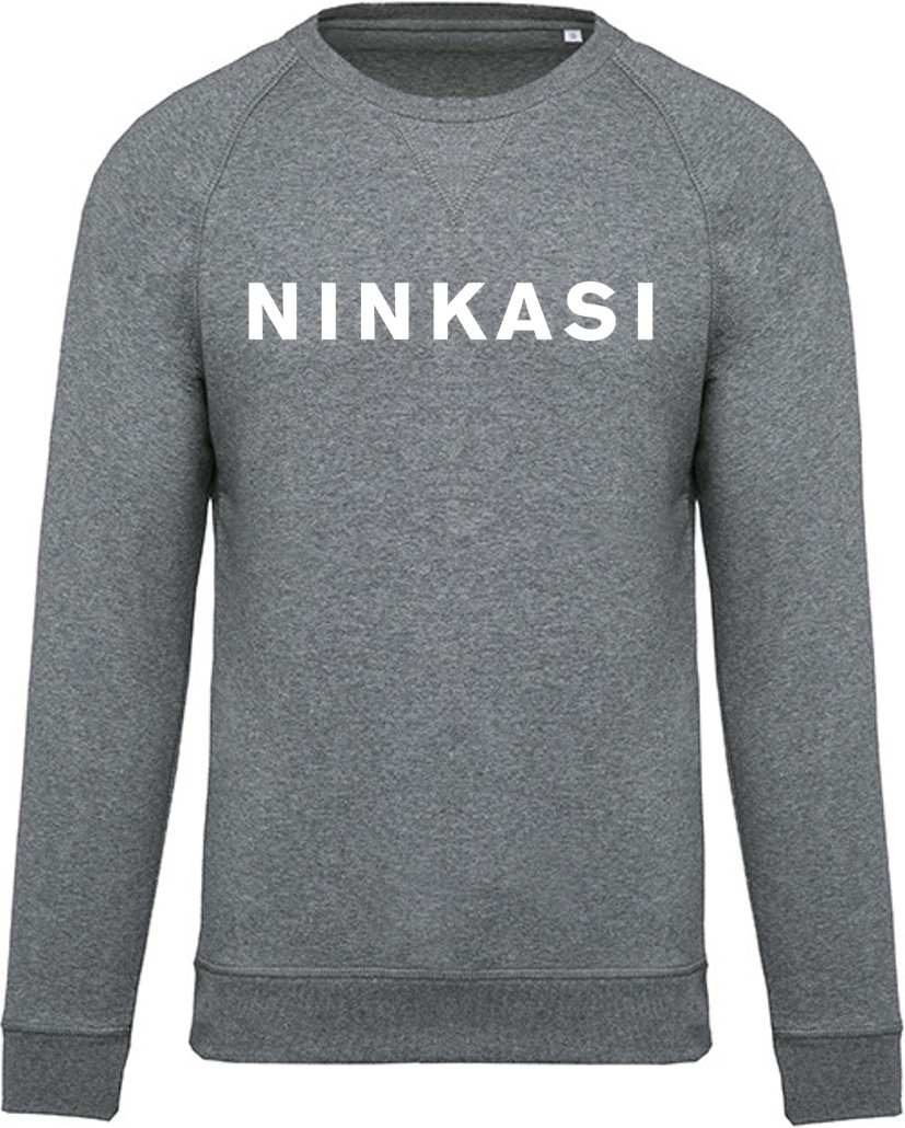 SWEAT SHIRT Homme BIO COL ROND